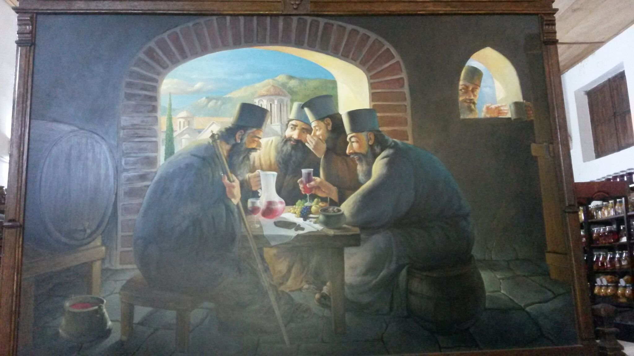 chuchotements des moines